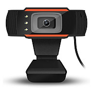 HXSJ A870C3 High-definition USB Webcam 480P Fixed Focus Computer Camera Built-in Sound Absorbing Microphone for PC thumbnail