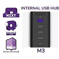 Bộ Chia NZXT Internal USB HUB AC-IUSBH-M3- Hàng Chính Hãng thumbnail