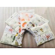 Combo 5 Bộ Quần Áo Trẻ Sơ Sinh Cao Cấp Sợi Cotton Fiber Bamboo Dành Cho Bé 0-3 Tháng Tuổi ( Màu Ngẫu Nhiên ) thumbnail