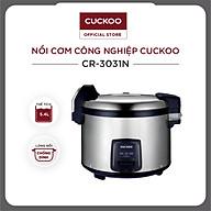 Nồi cơm công nghiệp Cuckoo CR-3031N - HÀNG CHÍNH HÃNG thumbnail
