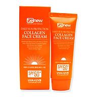 Kem chống nắng collagen dưỡng da BENEW COLLAGEN Hàn quốc ( 70ml) kèm nơ xinh thumbnail