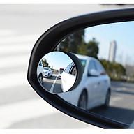 Gương Cầu Lồi Đa cực 360 Độ Gắn Gương Chiếu Hậu Ô Tô thumbnail