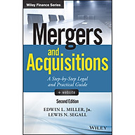 Mergers and Acquisitions A Step-by-Step Legal and Practical Guide + Website (Wiley Finance Series) (2nd Edition) thumbnail
