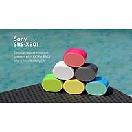 Loa Bluetooth Sony Extra Bass SRS-XB01 thumbnail