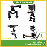 Kẹp ghi đông dành cho xe đạp, xe máy Gopro, SJCAM, Yi Xiaomi thumbnail