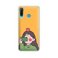 Ốp lưng dẻo cho điện thoại Huawei P30 Lite - 01203 7899 GIRL01 - in hình chibi dễ thương - Hàng Chính Hãng thumbnail