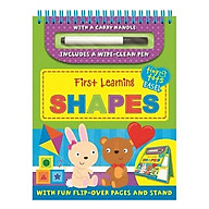 Tiny Tots Easel First Learning Shapes (Includes a wipe-clean Pen) thumbnail