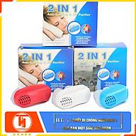 Dụng cụ hỗ trợ chống ngáy ngủ và lọc không khí hiệu quả 2in1 hiệu quả - HT SYS - Giao màu ngẫu nhiên thumbnail