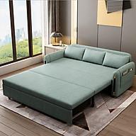 Ghế sofa giường đa năng mẫu cao cấp nhất sang trọng,chuyển đổi linh hoạt 2 chế độ, thiết kế siêu tỉ mỉ , đệm cao su non thumbnail