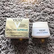 Kem Dưỡng Chống Nhăn & Làm Săn Chắc Da (Ban đêm) Vichy Liftactiv Supreme 15ml thumbnail