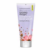 Sữa rửa mặt Aroma Magic hoa oải hương Lavender Face Wash - 100ml thumbnail