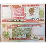 Tiền Xưa Mocambique 100,000 Meticais 1993 [Tiền Xưa Sưu Tầm] thumbnail