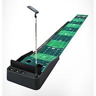 Thảm nhung tập putting golf 300x40cm thumbnail