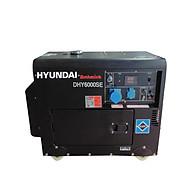 Máy phát điện Hyundai chạy dầu 5.5Kw vỏ chống ồn (đề nổ) thumbnail