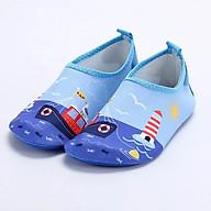 Giày đi dưới nước chống trơn trượt, gọn nhẹ, sử dụng nhiều lần, phù hợp đi du lich, leo núi, thân thiện với môi trường, chịu nước tốt và nhanh khô, nhiều màu lựa chọn (SK009 - 29) thumbnail