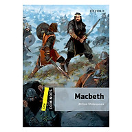 Oxford Dominoes Level 1 Macbeth New Art Version thumbnail