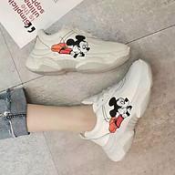 Giày SNEAKER Tăng Chiều Cao Hình Chuột - A103 thumbnail
