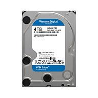 WD Blue PC Hard Drive 4TB Internal HDD 3.5 inch WD40EZRZ 5400RPM 64MB Cache SATA Mechanical Hard Disk for Desktop thumbnail