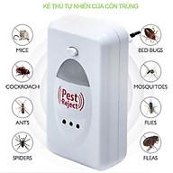 Máy đuổi muỗi ruồi chuột gián bằng sóng siêu âm thumbnail