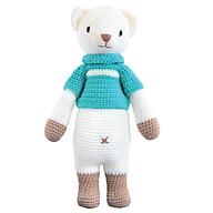 Thú Bông Gấu Bobbie đứng L Bobi Craft WT-125ACR-M-L thumbnail