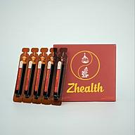Siro Zhealth - Hỗ trợ tăng cường sức đề kháng, Hệ miễn dịch, Bổ phế, Giảm ho tức thì, Cải thiện sức khỏe đường hô hấp cho trẻ nhỏ, người già(10ml) thumbnail