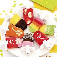 Bộ Khuôn 6 que làm kem que tại nhà tiện lợi thumbnail
