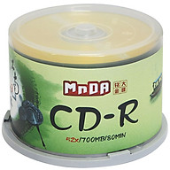 Đĩa CD Ming Daijin (MNDA) CD-R 52 (50 Cái) thumbnail