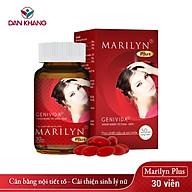 Viên Uống Cân Bằng Nội Tiết Tố, Cải Thiện Sinh Lý Nữ Marilyn (Hộp 30 viên) thumbnail