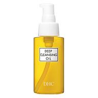 Dầu Tẩy Trang DHC Deep Cleansing Oil (SS) (70ml) thumbnail
