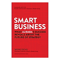 Harvard Business Review Press Smart Business What Alibaba s Success Reveals about the Future of Strategy thumbnail