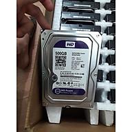 Ổ cứng 500gb Purple - Hàng Chính Hãng thumbnail