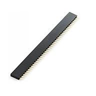 Thanh Jump Cái Đơn 1x40P 2.54mm ( Đen ) - Hàng nhập khẩu thumbnail