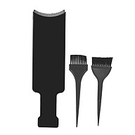 3pcs Hair Color Mixing Dye Kit Hair Coloring Set Salon Tool Hair Dyeing Tint Brush Comb for Home & Salon thumbnail