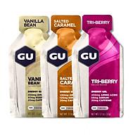 Gel năng lượng GU Energy - Mixed Box - hộp 24 gói (3 vị) (Giao vị ngẫu nhiên) thumbnail