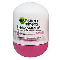 Lăn khử mùi vô hình Garnier Deodorant Invisible 50ml thumbnail