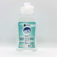 Dung Dịch Rửa Tay Khô Nes 100ml (chai nắp bật) - Bổ sung Vitamin E dưỡng ẩm mềm da thumbnail