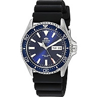 Orient Men s Kamasu Stainless Steel Japanese-Automatic Diving Watch thumbnail