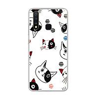 Ốp lưng dẻo cho điện thoại Vivo Y19 - 0113 KUTECAT02 - Hàng Chính Hãng thumbnail