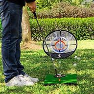 Combo giỏ chip + Thảm golf 0.3x0,6m thumbnail