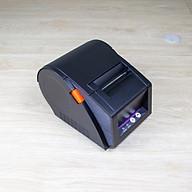 Máy in tem mã vạch S-105TU qua cổng USB khổ 80MM - hàng chính hãng thumbnail