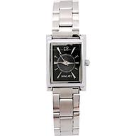 Đồng hồ Nữ Halei HL425 dây trắng + Tặng Combo TẨY DA CHẾT APPLE WHITE PELLING GEL BEAUSKIN chính hãng thumbnail