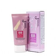 Kem nền BB Đa Chức Năng Hàn Quốc Cao Cấp Mira Jewel Wrinkle Care & Whitening SPF50 PA+++ (40ml) Hàng Chính Hãng thumbnail