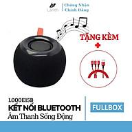 Loa Bluetooth mini Lanith E15B Tặng kèm dây sạc 3 đầu Âm thanh trung thực, sống động - Hàng nhập khẩu - L0000E15B.CAP0001 thumbnail