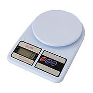 Cân điện tử thực phẩm nhà bếp 10kg - Tặng kèm pin thumbnail