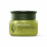 Innisfree Moisturizing Eye Cream With Olive 30ml thumbnail