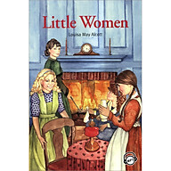 Compass Classic Readers Level 4 Little Women (With Mp3 Download) thumbnail