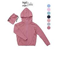 Áo Chống Nắng Thông Hơi Cao Cấp Chống Tia UV Cho Bé Trai, Bé Gái Ngô Non Từ 20-30kg (ACN002) thumbnail