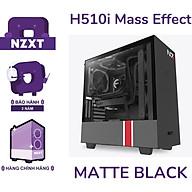 Vỏ Case Máy Tính NZXT H510i Mass Effect - Matte Black - Hàng Chính Hãng thumbnail