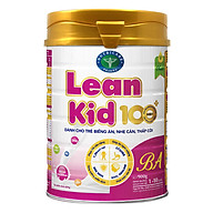 Sữa Leankid 100 +Ba Nutricare Dành Cho Trẻ Biếng Ăn, Thấp Còi thumbnail