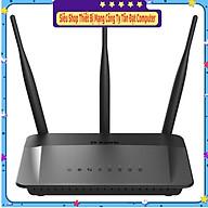 Bộ Phát Wifi Chuẩn AC750 DLink DIR-809 (Đen) - Hàng chính hãng thumbnail